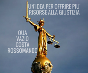 GRATUITO PATROCINIO E RISORSE PER LA GIUSTIZIA